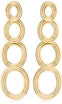 Pamela Love Cassini Four Circle Drop Earrings
