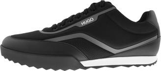 HUGO BOSS Matrix Lowp Trainers Black