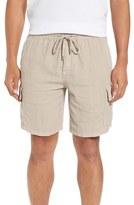Vilebrequin Men's Vilbrequin Linen Cargo Shorts