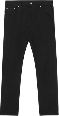 Burberry Five-Pocket Jeans
