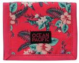 Ocean Pacific Womens Ripstop Wallet Carry Cash Coins Cards Case Accessories