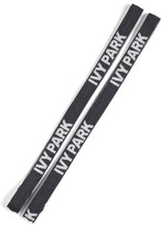 Ivy Park Skinny Logo 2-Pack Headbands