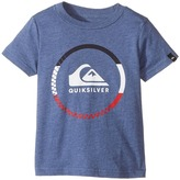 Quiksilver Active Logo Blocked Tee Boy's T Shirt