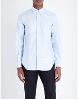 Thom Browne Geisha-embroidered Regular-fit Cotton Shirt