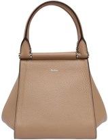 Max Mara Medium Soft Leather Top Handle Bag