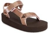 Teva Girl's Hi Rise Platform Sandal