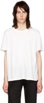 Saint Laurent White je Taime T-shirt
