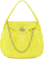 Marc by Marc Jacobs Bright Yellow Turnlock Tote