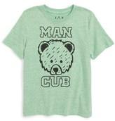 JEM Boy's Man Cub Graphic T-Shirt