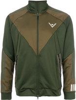 adidas zip up track jacket