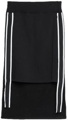 Odi Et Amo Knee length skirt