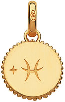 Links of London 18ct Yellow Gold Vermeil Pisces Charm