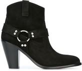 Saint Laurent 'Curtis 80' ankle boots