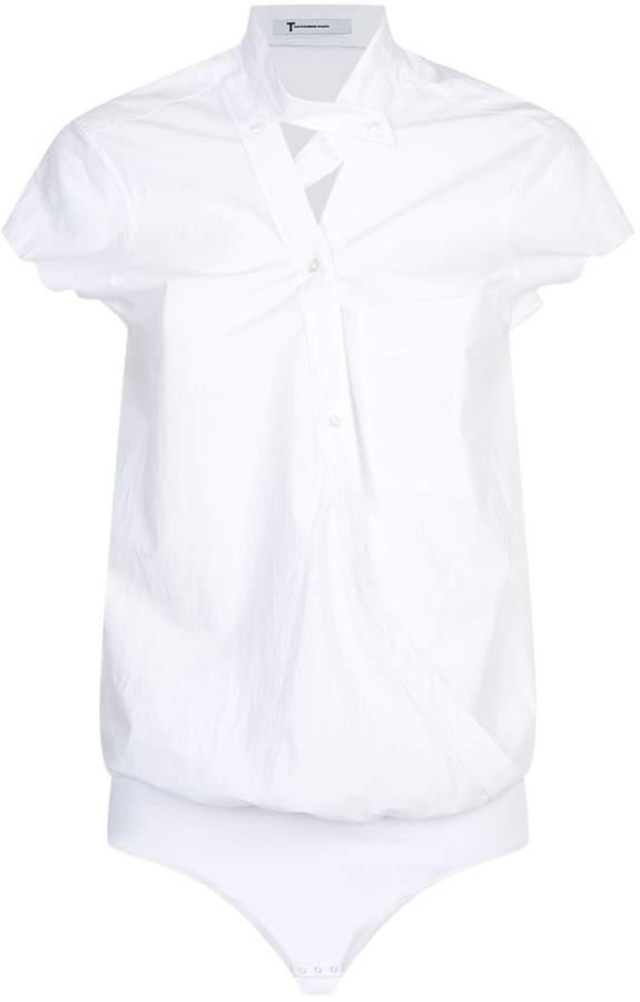 Alexander Wang Short Sleeve Shirt Body