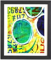 Deny Designs Pure Color by Sophia Buddenhagen (Framed)