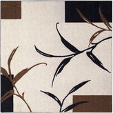 JCPenney Brumlow Zen Washable Square Rug