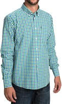 Barbour Bruce Shirt - Tailored Fit, Long Sleeve (For Men)