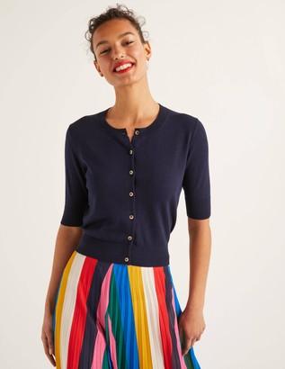 Favourite Cotton Crop Cardigan