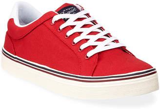 Original Penguin Men's Colt Low-Top Canvas Sneakers, Red