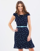 Review Dita Spot Dress