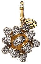 Juicy Couture Pave Ribbon Package Bow Charm - Limited Edition 2010