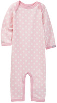 Coccoli Spotted Unionsuit (Baby)
