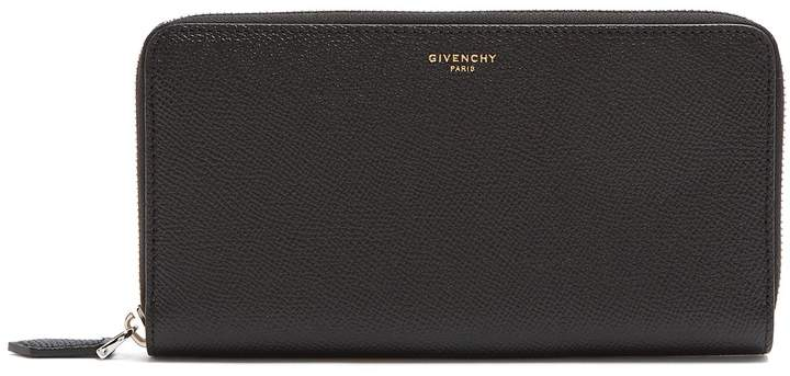 Givenchy Pandora leather continental wallet