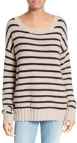 A.L.C. Women's Rowan Stripe Cotton Blend Sweater