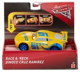 Mattel Inc. Cars Twisted Crashers