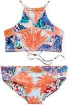Maaji Nightingale Two-Piece Halter Bikini (Toddler, Little Girls, & Big Girls)