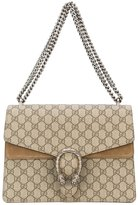 Gucci 'Dionysus GG Supreme' shoulder bag - women - Leather/Metal (Other) - One Size