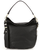 Gianni Bini Big Zip Hobo Bag