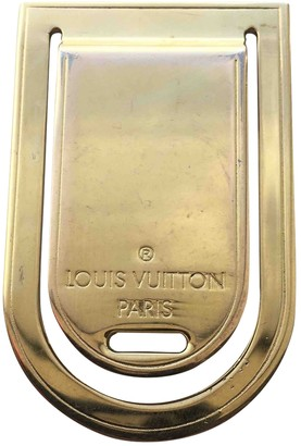Louis Vuitton Gold Metal Small bags, wallets & cases
