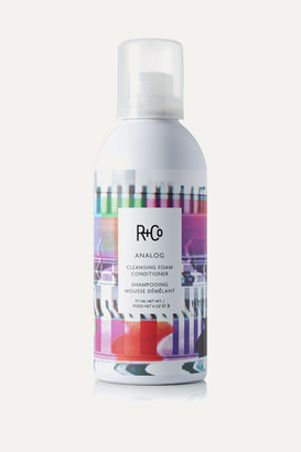 R+CO RCo - Analog Cleansing Foam Conditioner, 177ml - Colorless