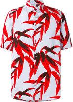 Marni Swash print shirt - men - Cotton - 48