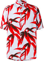 Marni Swash print shirt - men - Cotton - 50