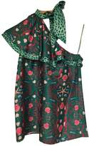 Manoush Green Polyester Tops
