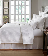 Southern Living Heirloom Quilted Cotton Pique Coverlet