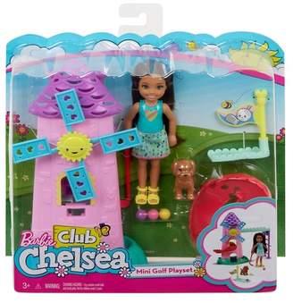 Mattel Barbie(R) Club Chelsea(TM) Mini Golf Doll & Playset