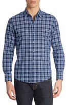 Zachary Prell Leventhal Cotton Shirt