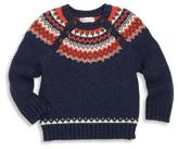 Ralph Lauren Baby's Cotton Fair Isle Sweater
