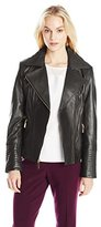Vince Camuto Women's Leather Jacket