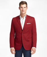 Brooks Brothers Fitzgerald Fit Cotton and Linen Sport Coat