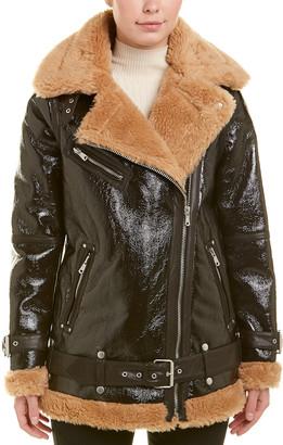 AVEC LES FILLES Oversized Coat
