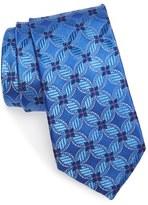 Nordstrom Men's 'Circle Flower' Silk Tie