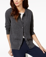 Charter Club Petite Cashmere Cardigan, Created for Macy's
