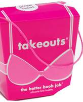 Commando Takeouts Silicone Gel Breast Enhancers Accessory