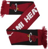 Miami Heat Official NBA Basketball Crest Optics Scarf