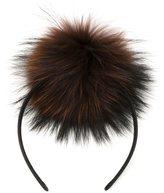 Dresscamp pom-pom headband