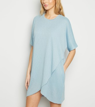 New Look Wrap Hem Dress